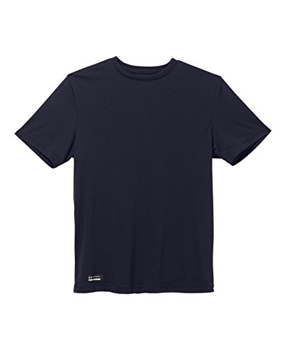 Under Armour Tactical T-Shirt Heat Gear Loose Dunkles Marineblau