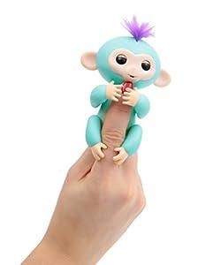 Giochi Preziosi-Fingerlings - Mono bebé Interactivo, Colores Variados