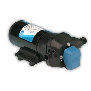 par-max 4Wasser System Pumpe (GPM: 4.3Volt DC: 12Sicherung: 15Amp) von ITT betriebenen Jabsco -