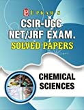 UGC CSIR CHEMICAL SCIENCES SOLVED PAPER TILL DATE.