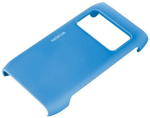 Nokia CC-3000 Cover Rigida per N8, Blu