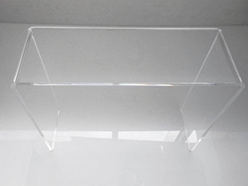 Fimel tavolini mm. l280xp100xh210 mm plex trasp. mm. 5