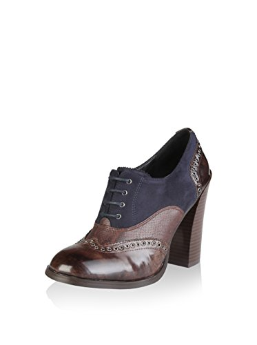 V 1969 - Chaussures à lacets pour Femme noir V 1969 Brun