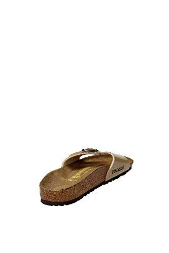 Birkenstock MADRID Pantoufle Femme Encens Encens - Chaussures Sandale Femme