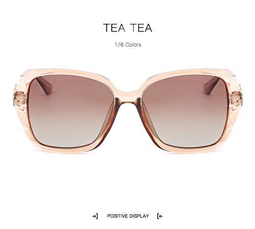 Damen Sport Sonnenbrille Winddicht UV400 Fahrrad Laufen Fahren Angeln Golf Baseball Softball Wandern Brille,teatea