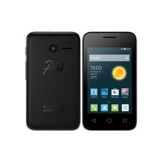 Alcatel Pixi 3 3.5-Inch SIM-Free Smartphone - Black