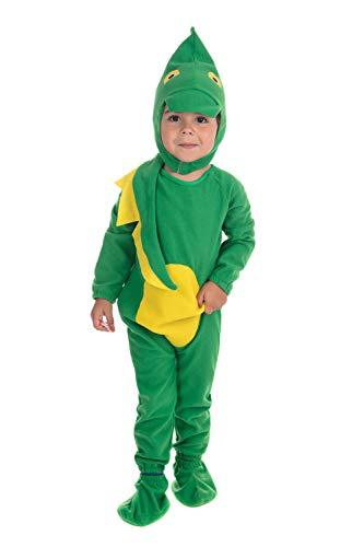 Bristol Novelty Dinosaurier Kostüm für Kleinkinder (Baby Drache Dinosaurier Kostüm)