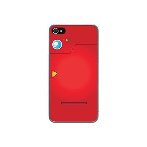 Coque Pokemon Pokedex - Nico - Modèles: iPhone 4/4S - Contour: Transparent