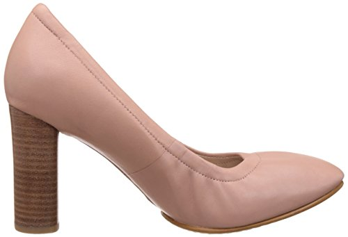 Clarks Grace Eva, Scarpe con Tacco Donna Rosa (Dusty Pink Lea)