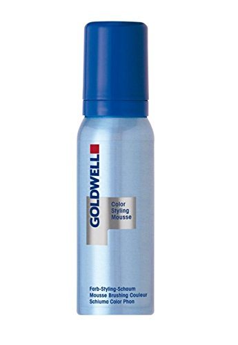 Goldwell Colorance Color Styling Mousse 9P perlsilber 1 x 75 ml Farb-Schaum -