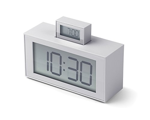 LEXON lr139W7InOut Despertador abs Masilla 11
