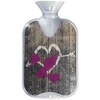 Fashy Aquarium-Wärmflasche mit Herzen preisvergleich bei billige-tabletten.eu