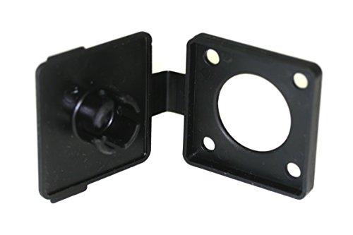 Tankdeckel viereckig M22 für HK-flach, LPG Autogas GPL