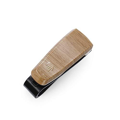 Interior Accessories Portable Versatile Plastic Auto Fastener Clip Bill Clamp Car Glasses Holder Sunglasses Case(B)