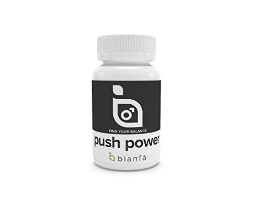Vigorizante Sexual. PUSH POWER Producto 100% natural que mejora tu rendimiento sexual.
