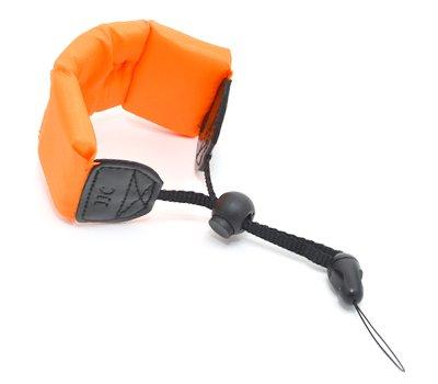 JJC ST-6O Floating Foam Tragegurt für Kamera, orangefarben