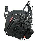 coaxsher DR-1COMMANDER Dual Radio Brustgeschirr
