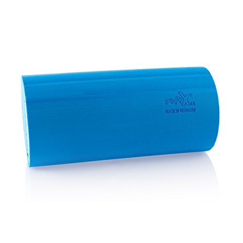 softX Faszien Trainingsgerät Rolle 145, blau, ca. 40 x 14.5 x 14.5 cm