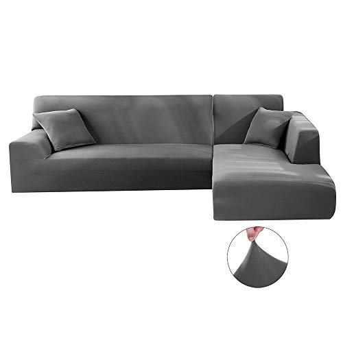 Iraza Funda Sofa Elastica Chaise Longue Brazo Largo