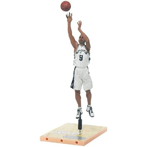 McFarlane Toys NBA Series 23 Tony Parker Action Figure by Unknown