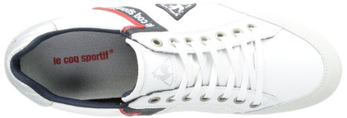 Le coq Sportif  AXERRE NYLON LOW, Peu homme Blanc - Weiß (Bright White New)