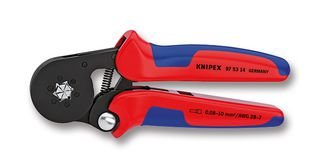 CRIMP TOOL, FOR CABLE FERRULES 97 53 14 By KNIPEX