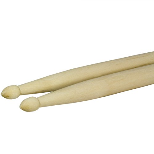 Tiger Junior Drumsticks - Childrens Drum Sticks for Junior Drum Kits - Pair