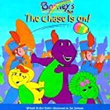 The Chase Is On! (Barney's Great Adventure) by Guy Davis (1998-02-06)