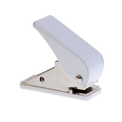 MagiDeal Darts Flight Punch - Locher - (Flights zu lochen um dann einen Federring einzusetzen) Dartflights Lochen Maschine -