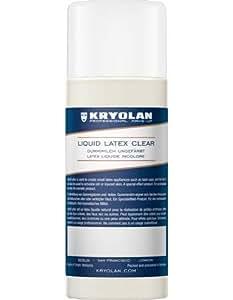 Kryolan LATTICE LIQUIDO 100 ML trucco make up bodypainting