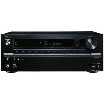 Onkyo TX-NR 636 160 W Ethernet, HDMI, Interface iPod:Connexion Directe