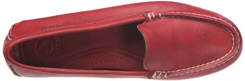 Aigle Longlake W Cr P433, Mocassini Donna Rosso (Rot (red ltr))