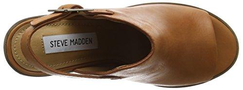 Steve Madden Tallen Damen Clogs Braun (Cognac)