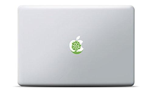 Preisvergleich Produktbild Apfelbaum MacBook Sticker, MacBook Pro, MacBook Air, Decal, Aufkleber