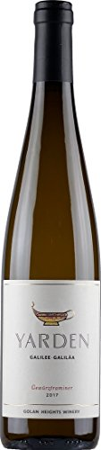 Golan Heights Winery Yarden Gewurztraminer 2017
