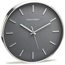 Volkswagen 33d050810 Reloj de Pared Original Reloj Esfera Carcasa de Diseño Aluminio, ...