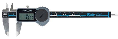 TESA 00530097 - Calibre digital de doble calibre IP40 150 mm