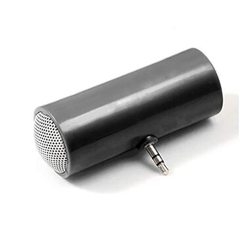 lymty 3,5 mm tragbarer Lautsprecher Mp3 Player Verstärker Stereo Mini Lautsprecher Handys Lautsprecher Protector -