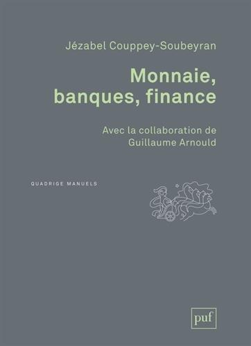 Monnaie, banques, finance