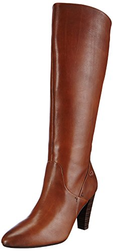 Gerry Weber Shoes Josefine 03 Damen Langschaft Stiefel Braun (cognac 378)