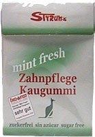 Fresh Mint Kaugummi (Styrum`s Bio Mint Fresh Zahnpflege Kaugummi (24 x 33 gr))