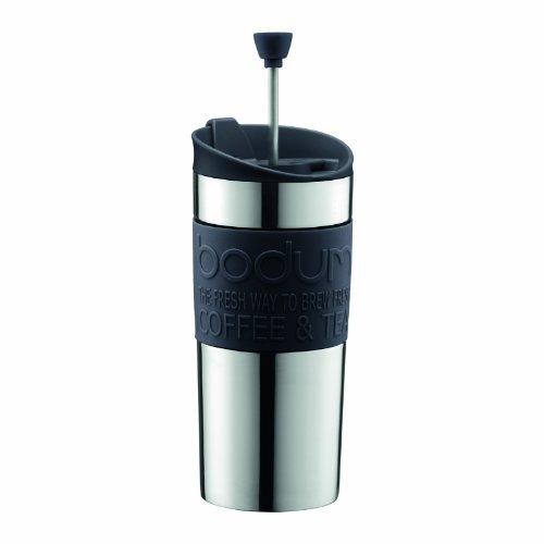 Bodum Travel Press Set Coffee Maker, Lime Green