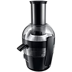 Philips HR1855 Viva Collection Juicer, Ink Black