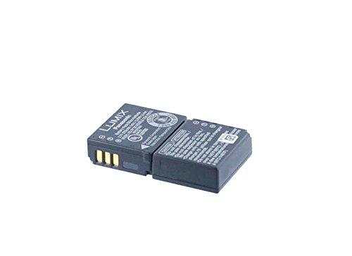Panasonic Original Akku LUMIX DMC-TZ1|-TZ2|-TZ3|-TZ4 ersetzt Akkutyp CGA-S007 (Panasonic Tz5 Dmc)