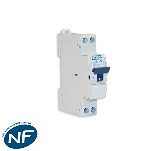 Proteus - Disjoncteur Ph/N 16A