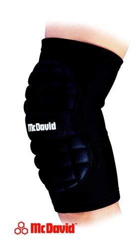 Mc David 672Ellenbogenschutz Handball, 672, Black (Schwarz)
