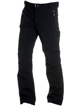 CMP - Pantalón de invierno infantil (tejido Softshell) schwarz (U901) Talla:176