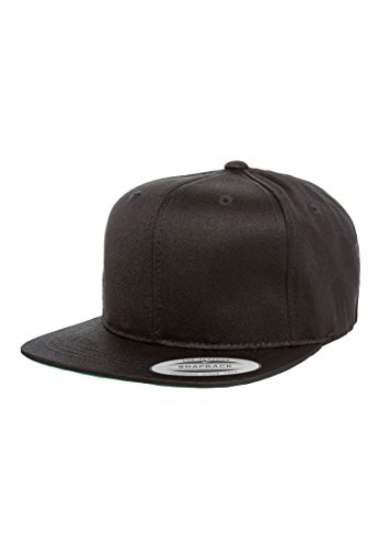 Flexfit (FLEYK)) Child Youth Pro Style Twill Snapback Cap Kape, Children's, Pro-Style Twill Snapback Youth Cap