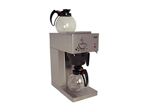 Saro 317-2090 Kaffeemaschine Modell Eco, 1,8 L, 2000 W