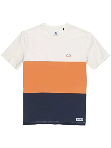 Element Mitch T-Shirt Bone White